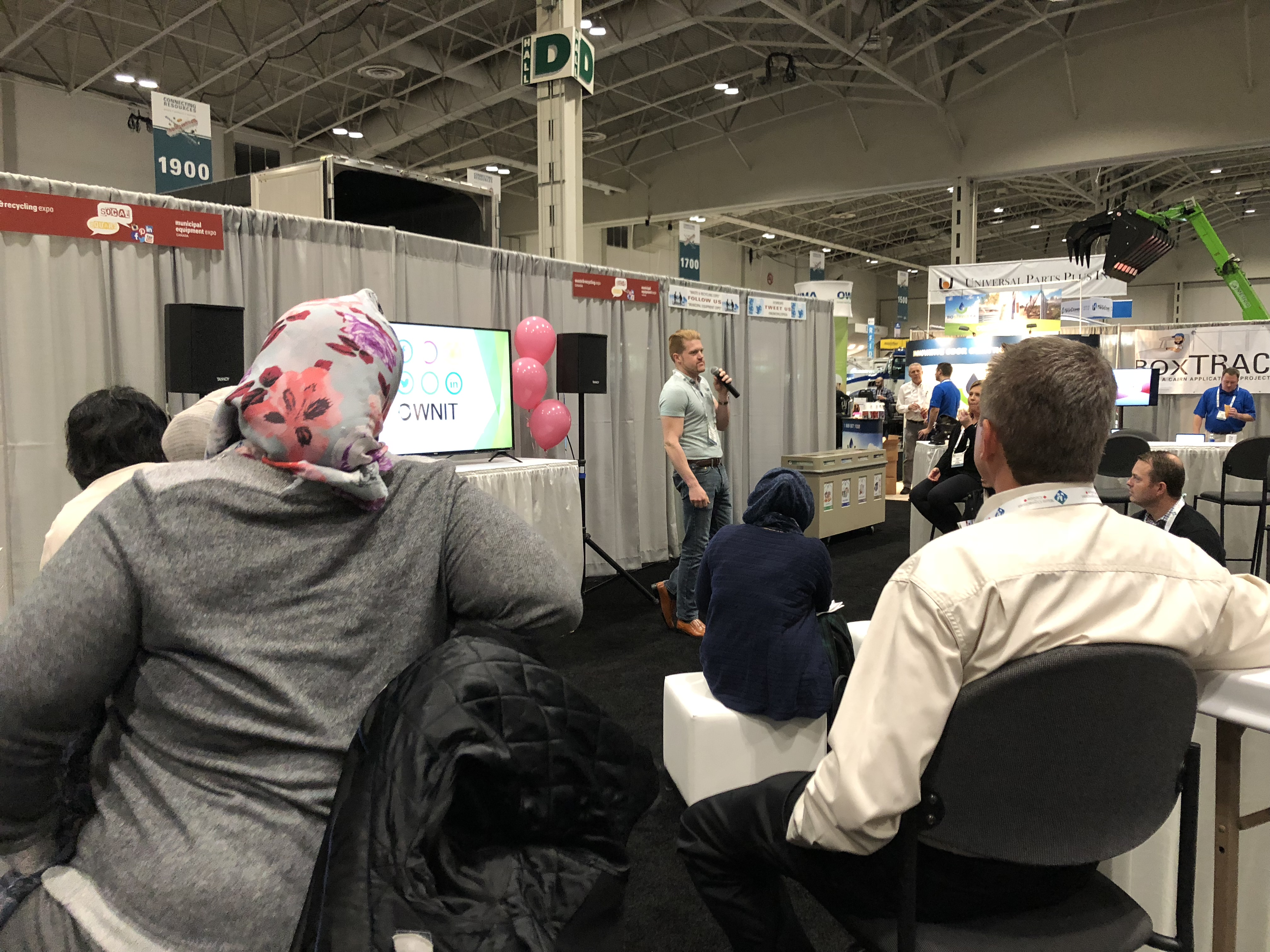 Waste Recycling Expo Canada